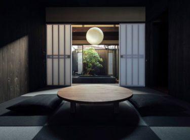 Japonský interiér vybízí ke zklidnění a meditaci
