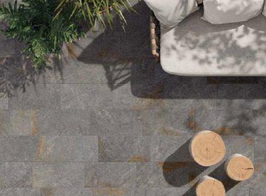 Oranžový beton nebo rez. Jaké jsou poslední trendy v designu obkladů?