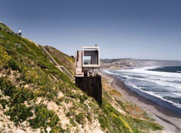 Chatky, které poskytnou odpočinek i dechberoucí výhled na oceán