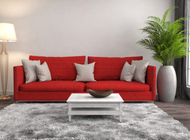 Co o vás vypovídá barva obývacího pokoje