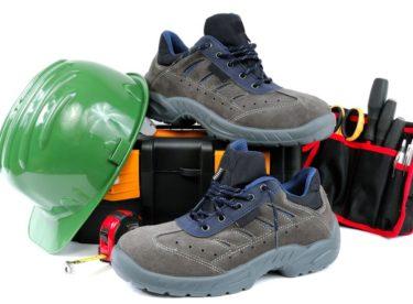 Pracovní obuv se vyplatí volit podle typu práce