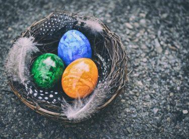 Jak na přírodní barvení vajíček – snadno a rychle