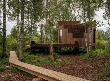 """Tak trochu jiný """"stromový dům"""""""