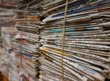 Jak správně třídit papírový odpad