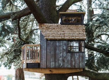 Tenhle stromový domek byste také chtěli mít!