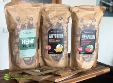 Recenze na Protein&Co: Ecoblog testoval proteinovou výživu