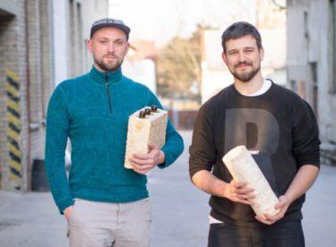 Moravský start-up chce ve velkém nahradit plasty. Čím? Ekologickým materiálem z podhoubí