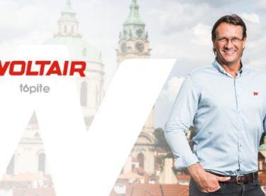 Zelená Evropa díky českému projektu Woltair, dříve Topíte.cz