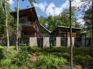 Renovace nádherného domu inspirovaného čínskou architekturou