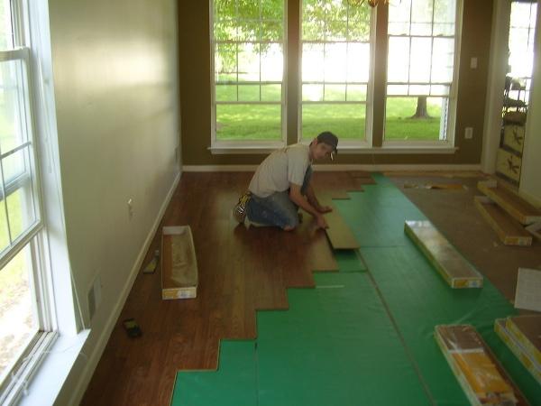 Marmoleum Of Pvc : Dobrá podlaha je základ je lepší dřevo koberec nebo marmoleum a