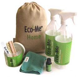 Uklízet lze iekologicky, se šetrnými čistícími prostředky. Zdroj: Organic Authority