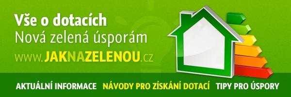 Nová zelená úsporám 2014