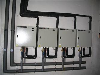 Tepelné čerpadlo pro bytové domy lze vsoučasné době pořídit třemi způsoby
