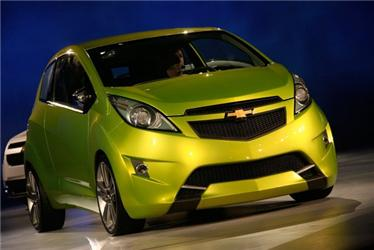 Malý Chevrolet Beat se bude prodávat vEvropě ivUSA