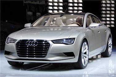 Audi se zatím daří. Nový model A7 bude splňovat normu Euro 6