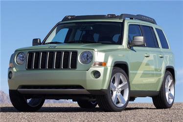 Chrysler také sází na zelenou. Američany má nalákat Jeep Patriot