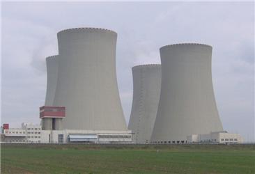 Nejznámější česká jaderná elektrárna Temelín
