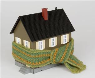 Dlouho očekávané dotace na zateplování domů budou spuštěny od 1. dubna 2009