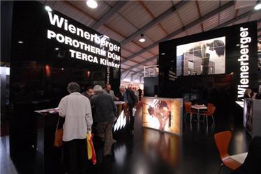 For Arch 2008 - vítězný stánek vsoutěží Grand Prix - firma Wienergberger