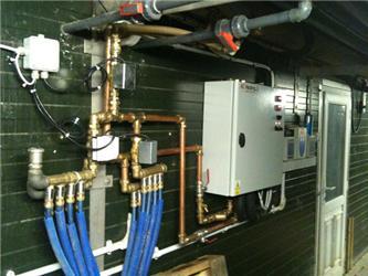 Při instalaci tepelného čerpadla je nezbytné nastavit správnou regulaci