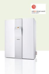 """Jednotka LWZ 304/404 SOL získala také prestižní ocenění """"Red Dot Award Product Design 2011/2012"""""""