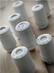 Termostatické hlavice living by Danfoss získaly ocenění za design