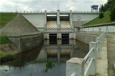 Vodní elektrárna Lipno je umístěna vpodzemní kaverně vhloubce 160 metrů. Zdroj: ČEZ