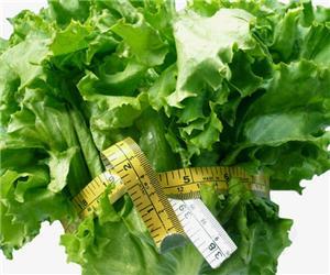 Hlávkový salát je díky své nízké energetické hodnotě účinným pomocníkem