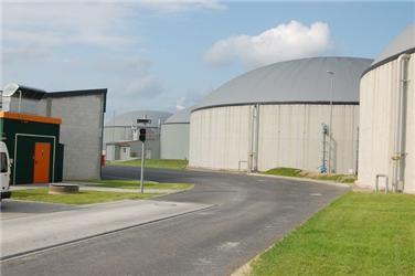 Bioplynová stanice - elektrárna
