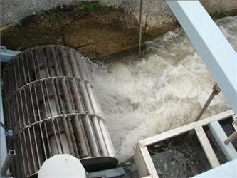 Malá vodní elektrárna by měla být postavena na místě svyhovujícím vodním spádem