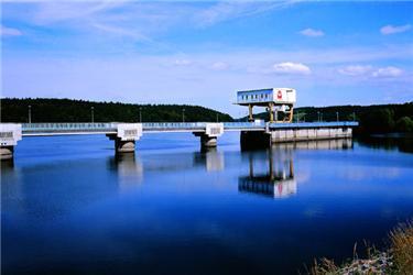 Vodní elektrárna Dalešice je jedna ze tří přečerpávacích hydroelektráren vČR
