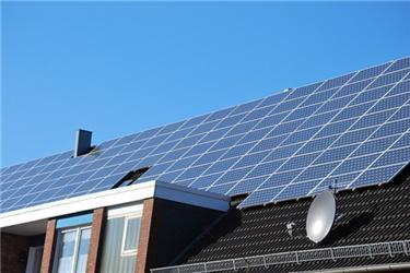 Většina evropských zemí podporuje větší částkou elektřinu vyrobenou vdomácích solárních elektrárnách