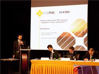 Radek Motzke zČeské fotovoltaické průmyslové asociace
