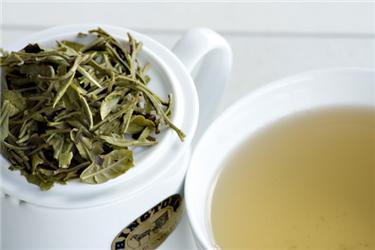Bílý čaj obsahuje účinné přírodní antioxidanty
