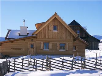 Dřevěná stavba má svoje kouzlo