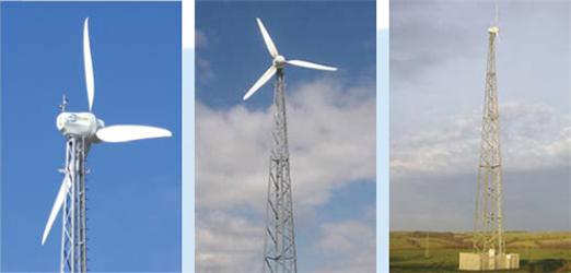 Potenciál větru je větší než potenciál slunce