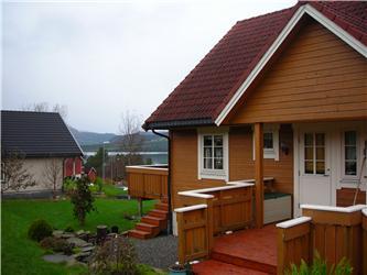 Dům ze dřeva je snadnější za chladných dnů vytopit