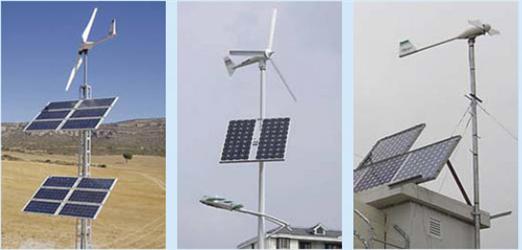 Hybridní elektrárny