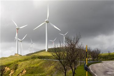 Aktuálně je ve větrných elektrárnách instalováno asi 216 MW