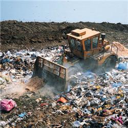 Na skládce skončí asi 20% veškerého odpadu