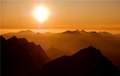 Slunce je jedním ze tří primárních obnovitelných zdrojů energie