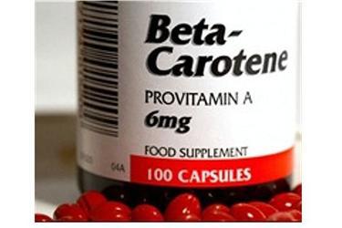 Na trhu existuje celá řada firem, která nabízí beta karoten vpodobě tablet