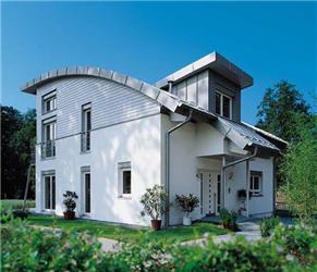 Pasivní dům nemusí být nutně hranatá kostka. Zvolit můžete klasiku se střechou sedlovou, pultovou nebo zaoblenou
