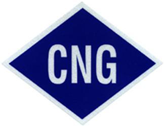 Díky této značce poznáte auta na CNG