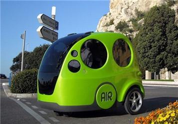 """Airpod, auto na vzduch – revoluce vdopravě nebo jen """"nafouknutá bublina"""
