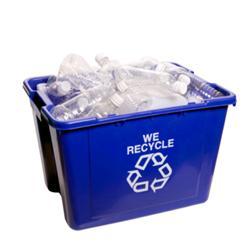 Plastové obaly znečištěné od čisticích prostředků je dobré vymýt
