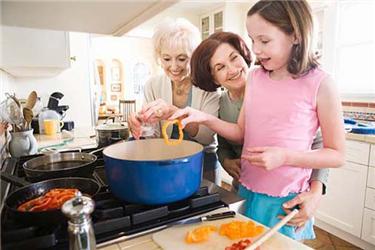 Při vaření používejte poklice adbejte na to, aby bylo dno hrnce větší než plotýnka