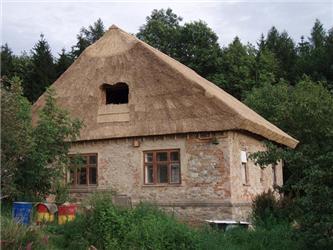Doškové střechy jsou vhodné také pro rekonstrukci