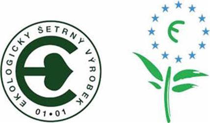 Značky garantující ekologickou šetrnost výrobku