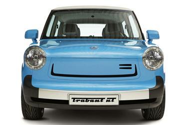 Pod kapotou nového Trabantu nT je elektromotor ovýkonu 45 kW. Maximální rychlost vozidla bude 130 km/h